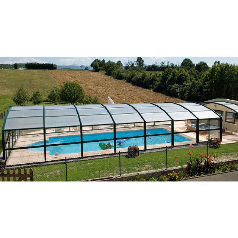 Cubierta alta para piscinas outlet piscinas - Cubierta para piscinas ...
