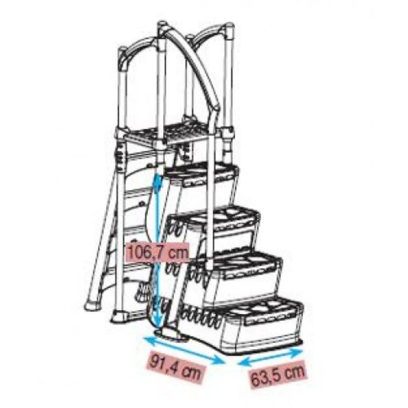 Escalera Biltmore