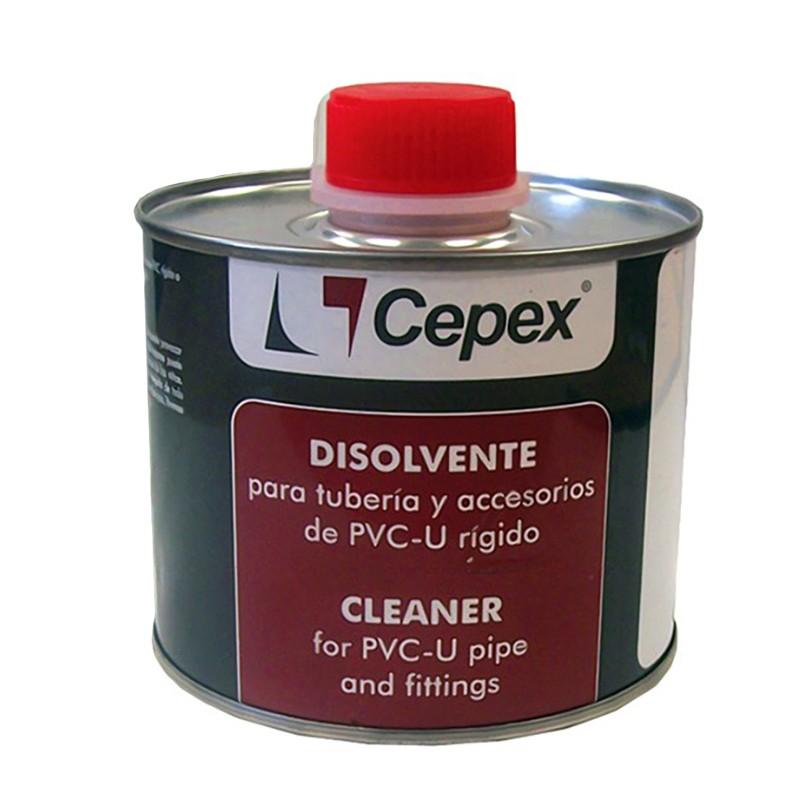 Disolvente de PVC Cepex