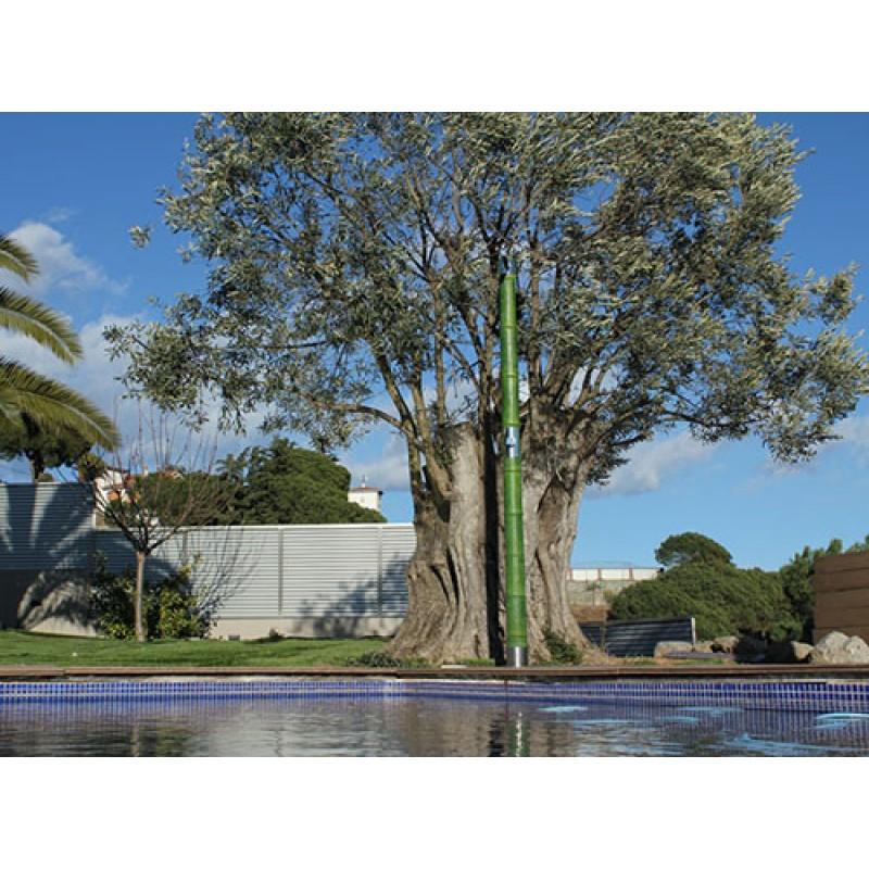Ducha BAMBÚ ECOLOGIC piscina