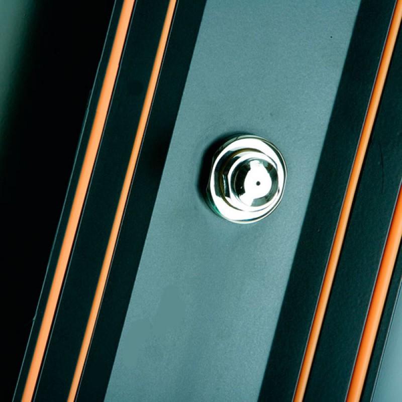 Ducha Solar de Aluminio 32L