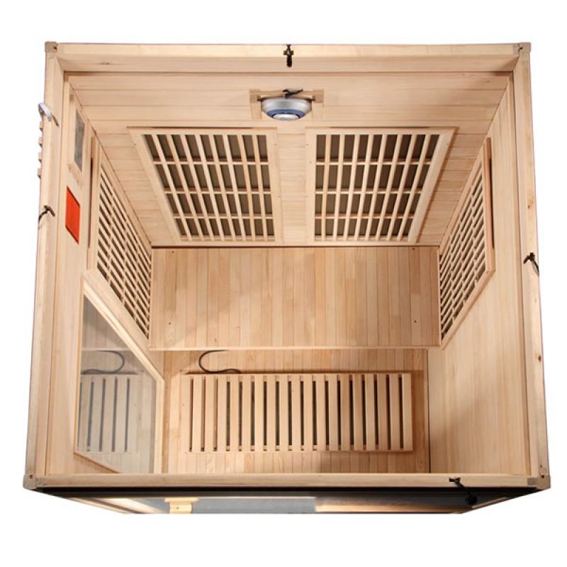 Sauna Infrarrojos Duke