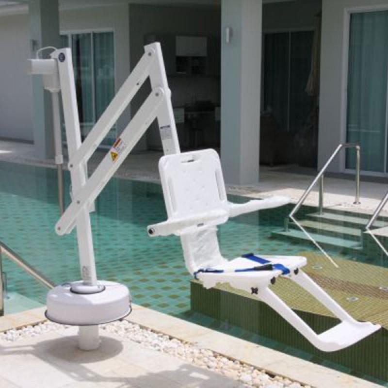 Elevador Portátil Splash Discapacitados