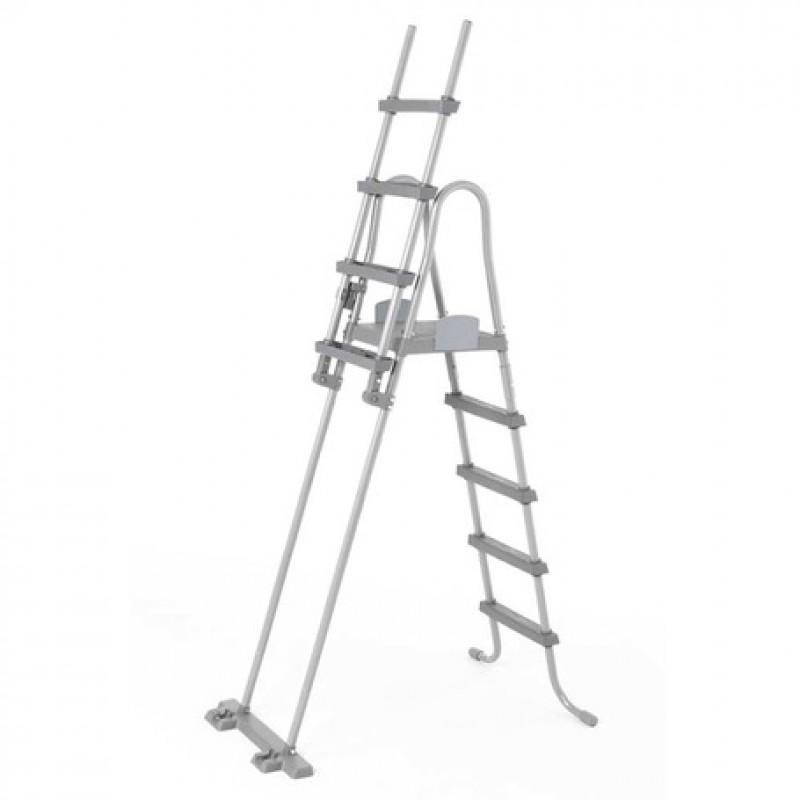Escalera de seguridad Bestway escamoteable