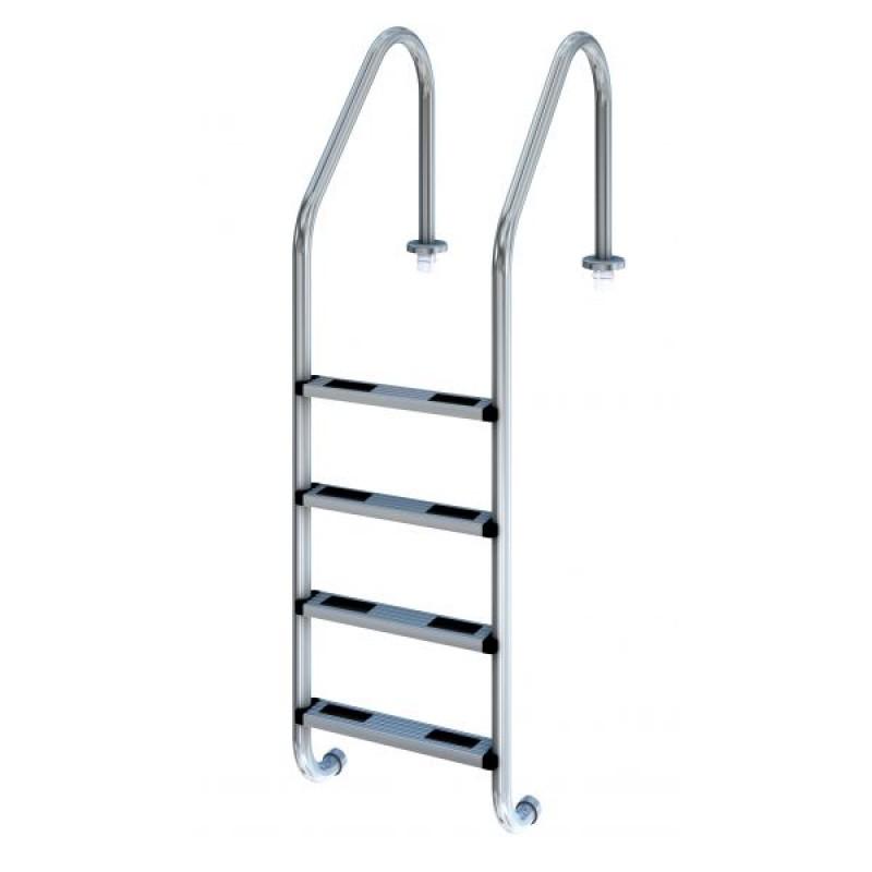 Escalera Estandard de 4 peldaños Luxe