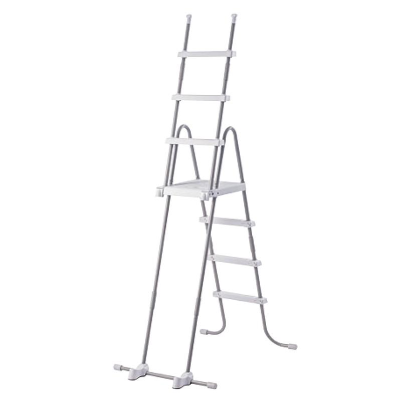 Peldaños desmontables de la escalera Intex