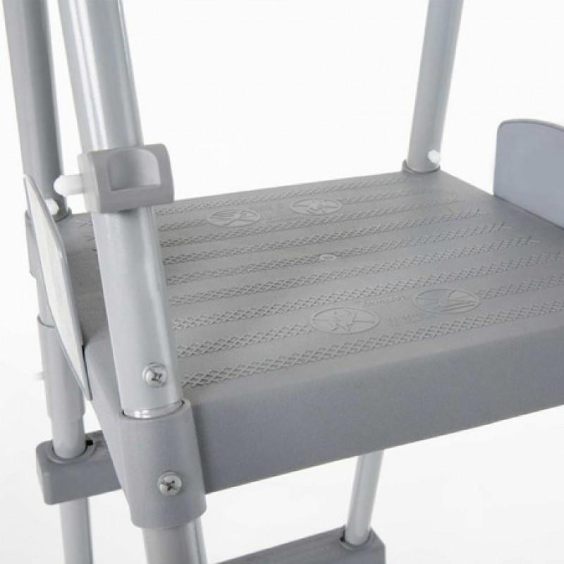 Plataforma de escalera de seguridad Bestway