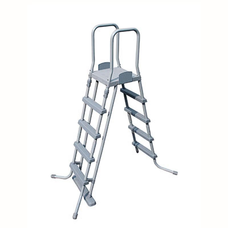 Escalera Piscina Power Steel 671x132cm
