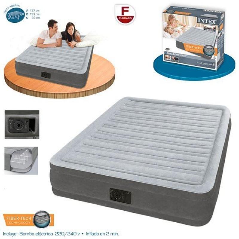 Especificaciones de la cama de aire Full Comfort