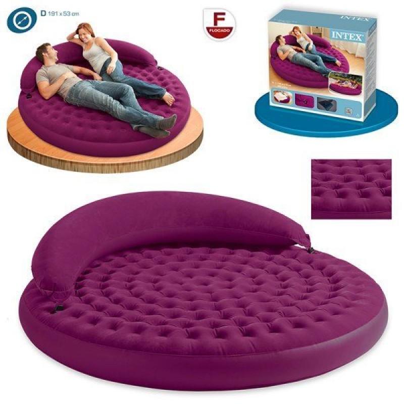 Especificaciones cama de aire circular