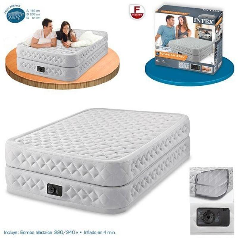 Especificaciones de la cama de aire Intex
