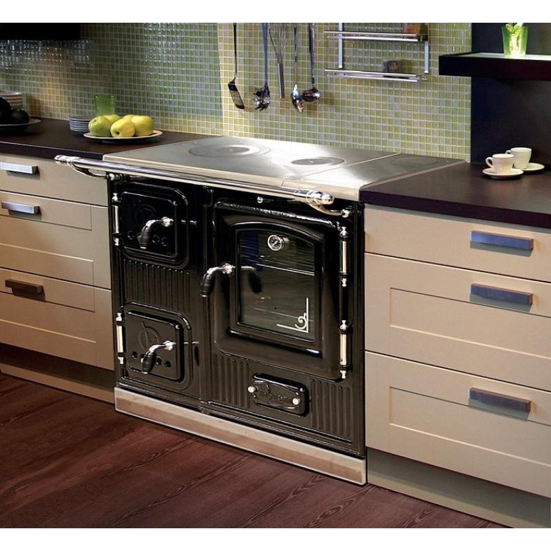 Estufa de Leña y Cocina La Royale - 3
