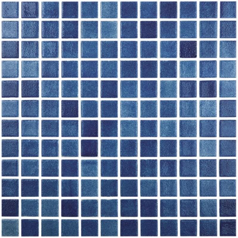 Gresite Azul Marino serie niebla