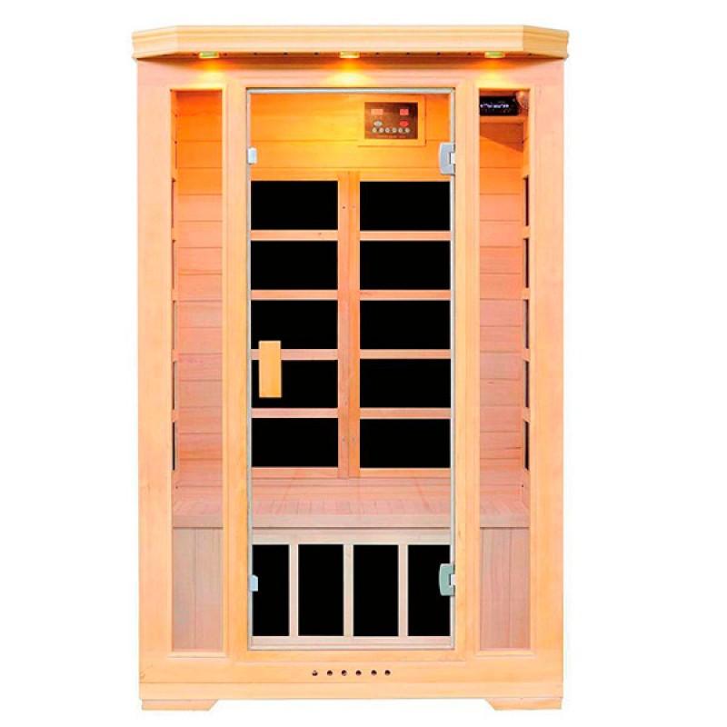 Sauna Infrarrojos Hemlock 2 Plazas