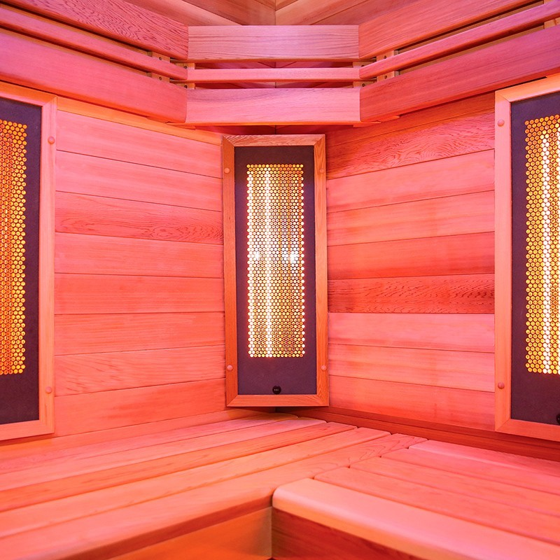 Paneles infrarrojos