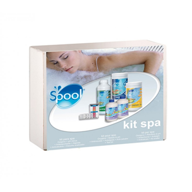 Kit mantenimiento Spa GRE