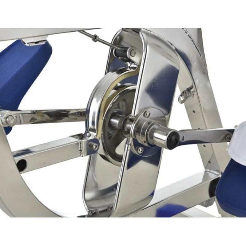 Bicicleta para piscina INOBIKE 8 Aquagym - Palanca de velocidad