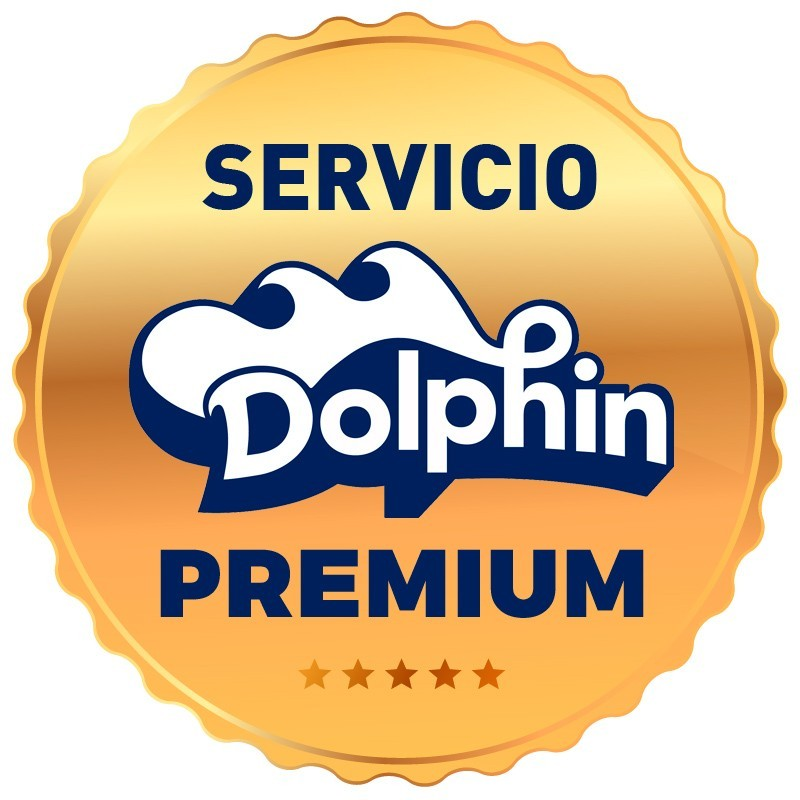 Limpiafondos Dolphin Dynamic Pro X2 servicio