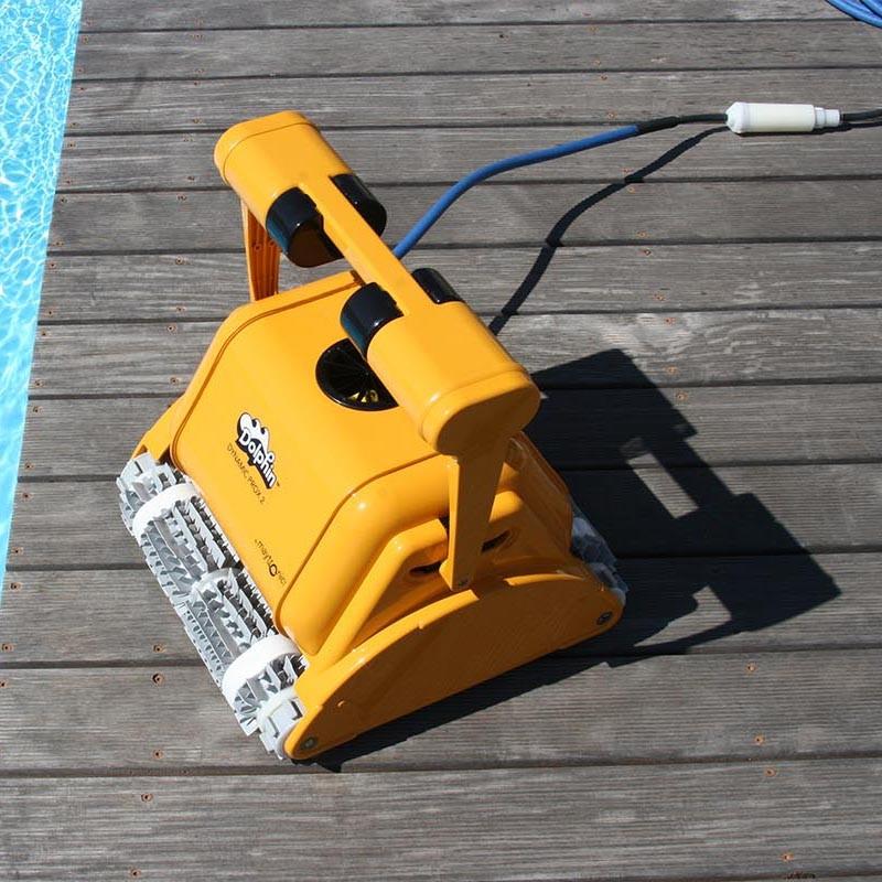 Limpiafondos Dolphin Dynamic Pro X2 cable