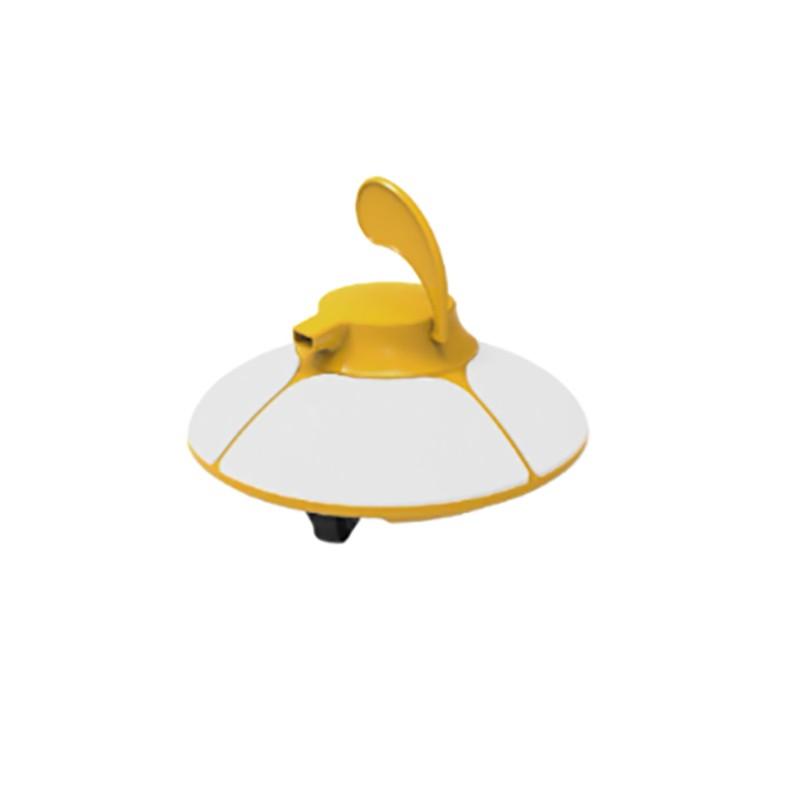 Limpiafondos Frisbee