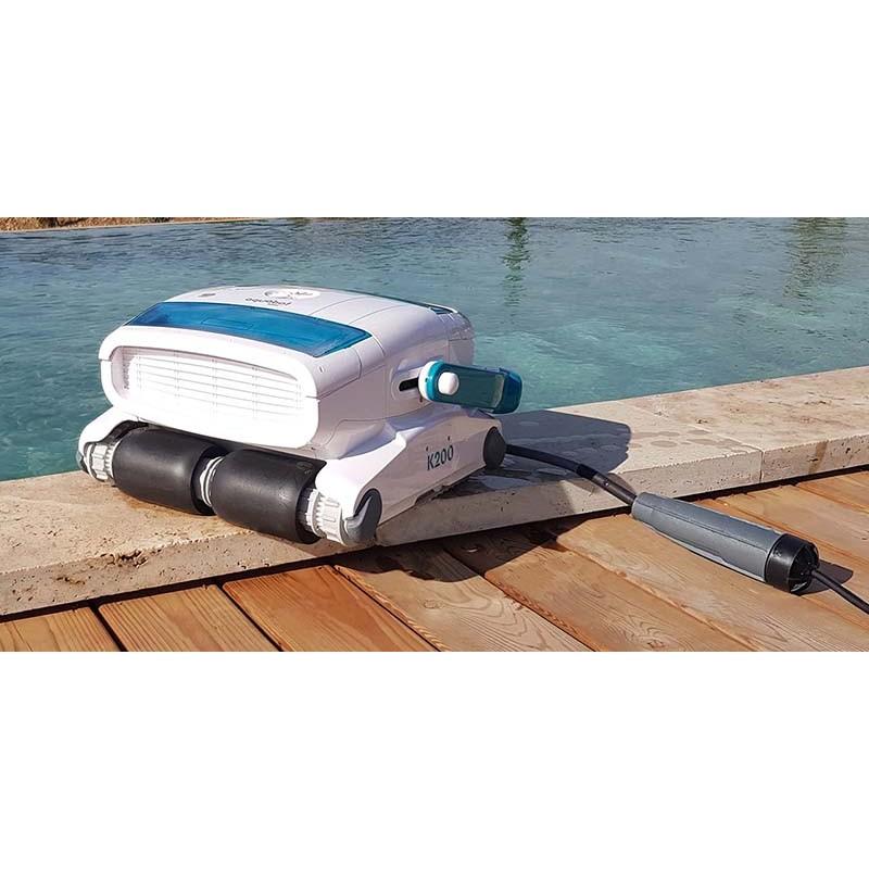 Limpiafondos Aquabot K200 para piscinas