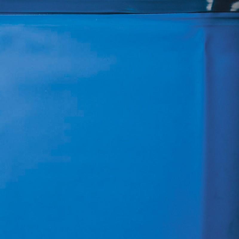 Liner piscina enterrada Gre ovalada 120 cm