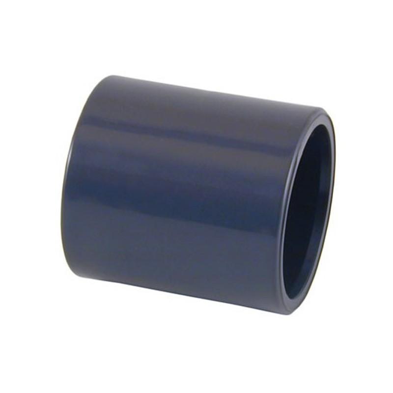Manguito unión PVC Cepex