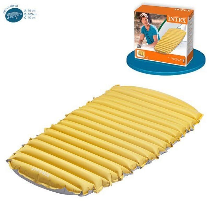 Medidas del colchón hinchable Intex
