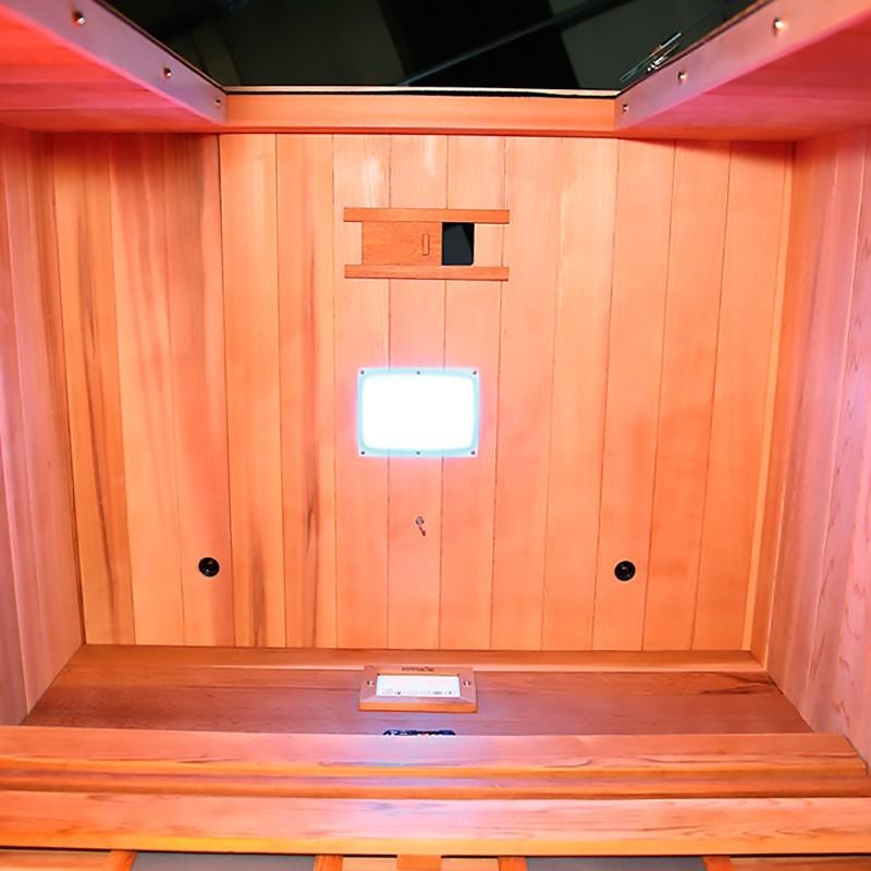 Techo Sauna infrarrojos Multiwave 2