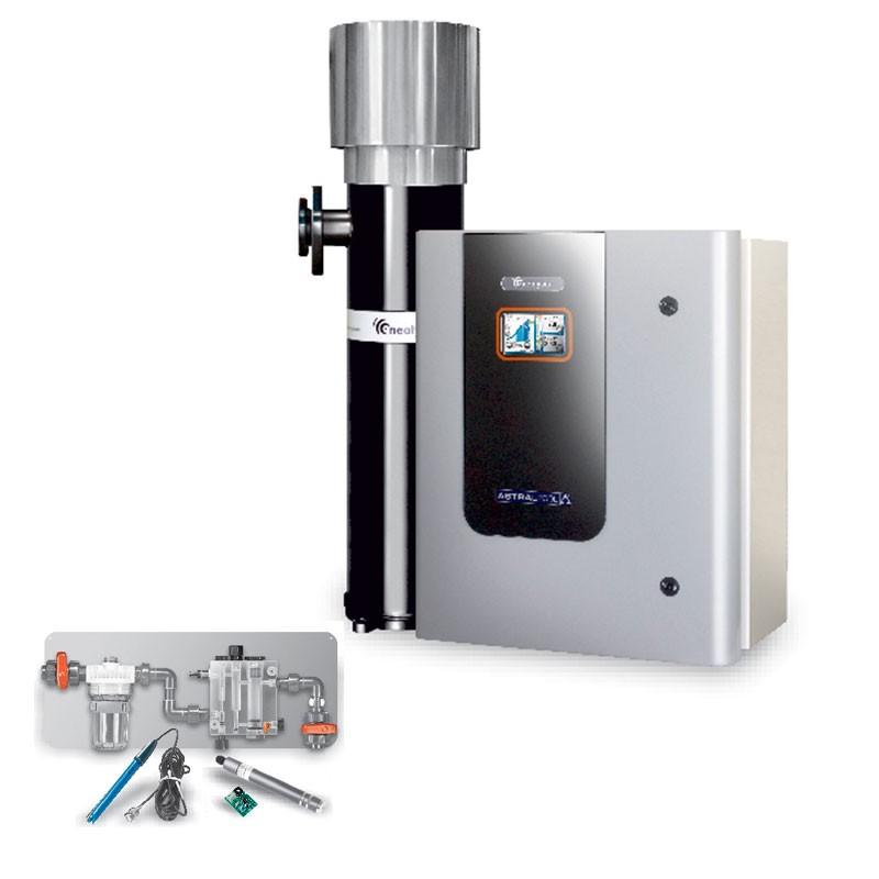 Neolysis LS (2-3g/L) + UV pH/ppm para piscina pública Astralpool