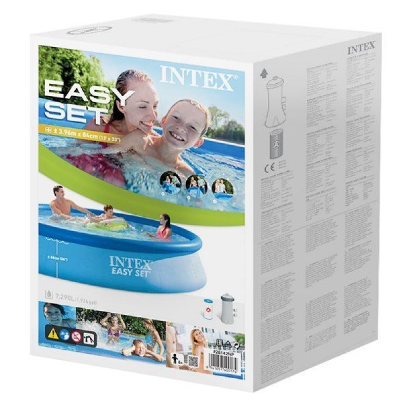 Piscina Intex Easy Set Ø396x84cm caja