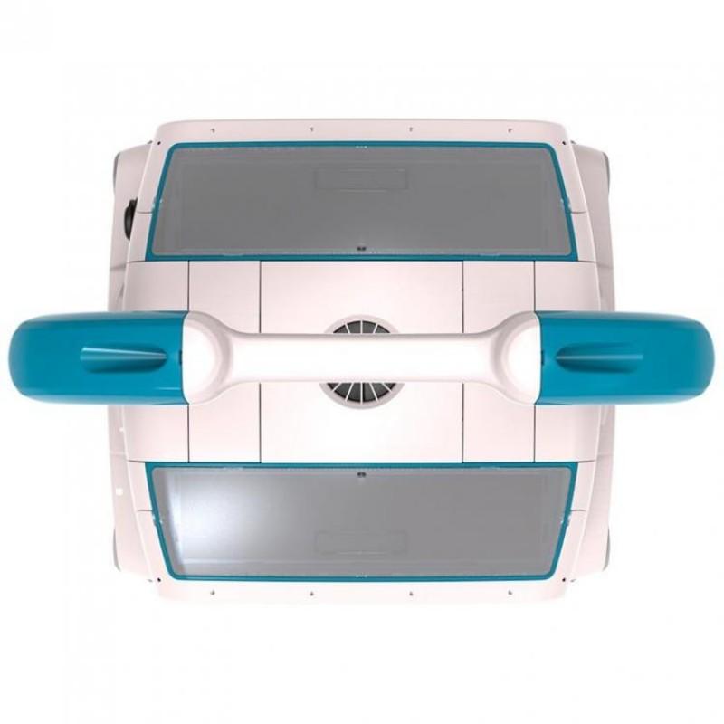 Parte superior Aquabot K200