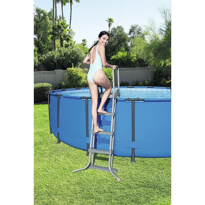 Medidas piscina Steel Pro 457 x 122