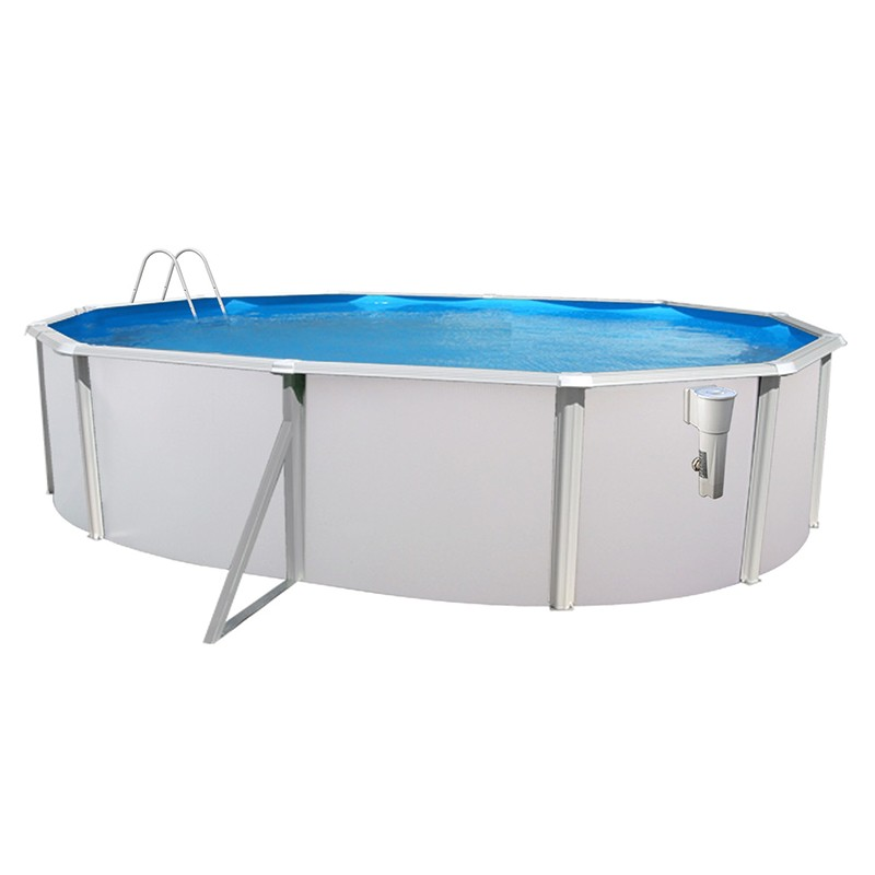 Piscina desmontable ovalada World Toi
