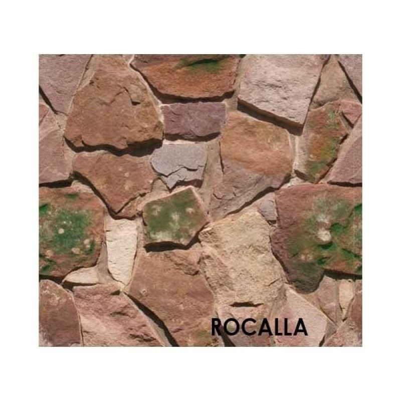 Motivo de rocalla de la Piscina desmontable Rocalla Circular Toi