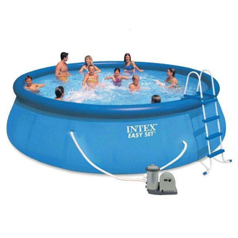 piscina intex easy set 549 x 122 cm outlet piscinas