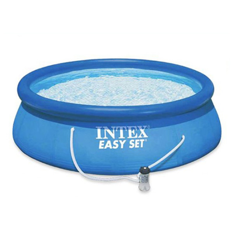 Piscina easy set intex 305x76 outlet piscinas for Piscina intex easy set