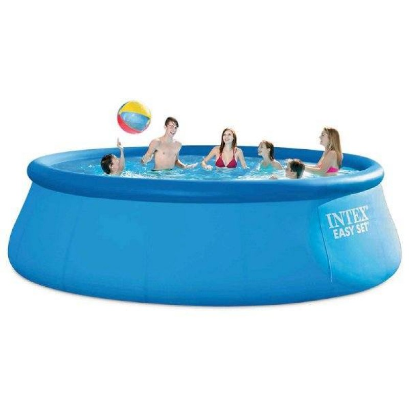Piscina Easy Set Intex Ø457 familiar