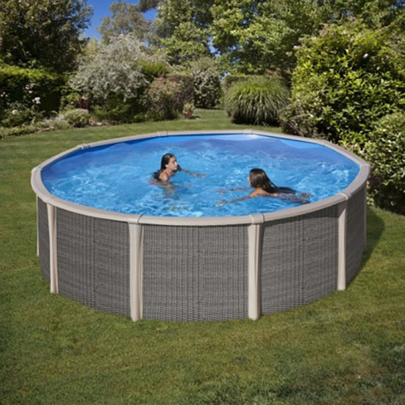 Piscina híbrida Fusion Pool circular - 2