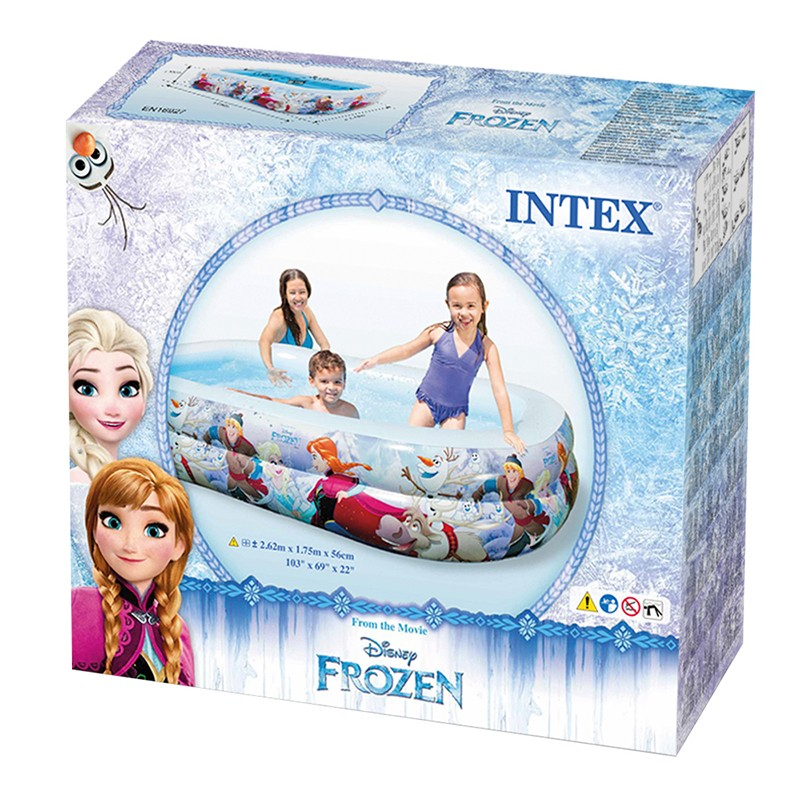 Piscina hinchable Frozen Intex