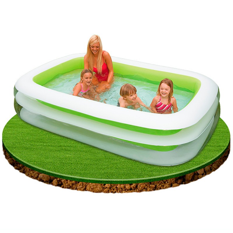 Piscina Hinchable Intex desmontable