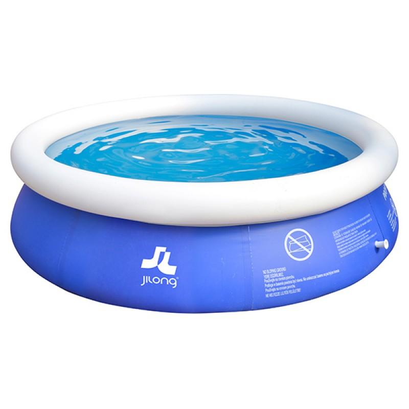Piscina Hinchable Marín Blue 240x63cm jilong circular