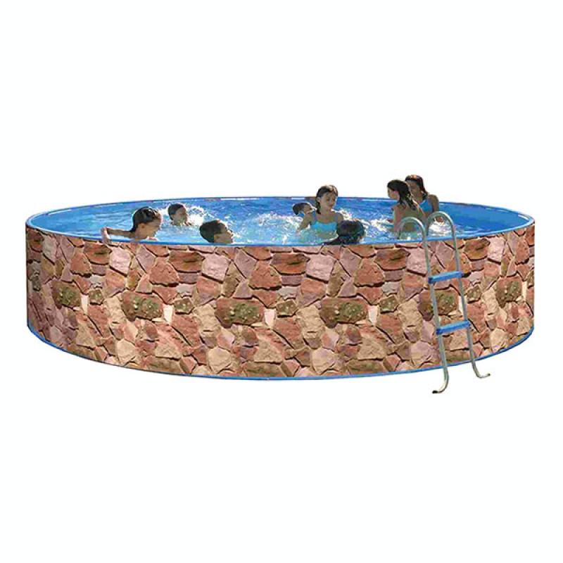 piscinas desmontables toi piscina desmontable rocalla promo toi outlet piscinas