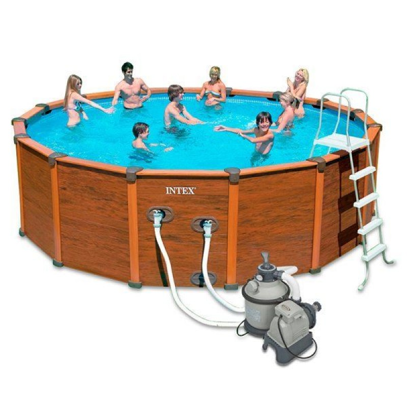 Piscina Sequoia de Intex