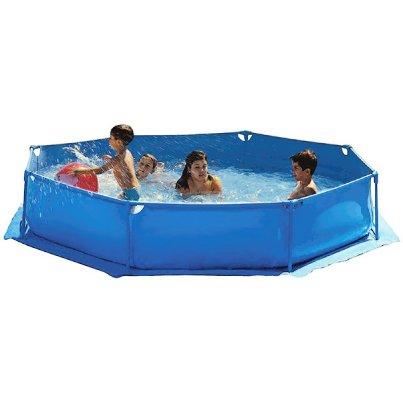 Piscina toi serie basic octogonal outlet piscinas for Piscinas toi