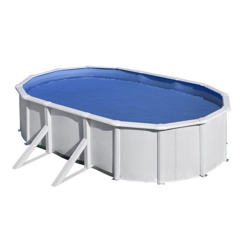 Piscina gre varadero ovalada outlet piscinas for Outlet piscinas