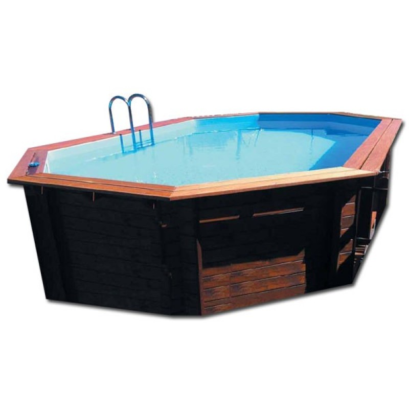 piscina madera maciza kokido outlet piscinas