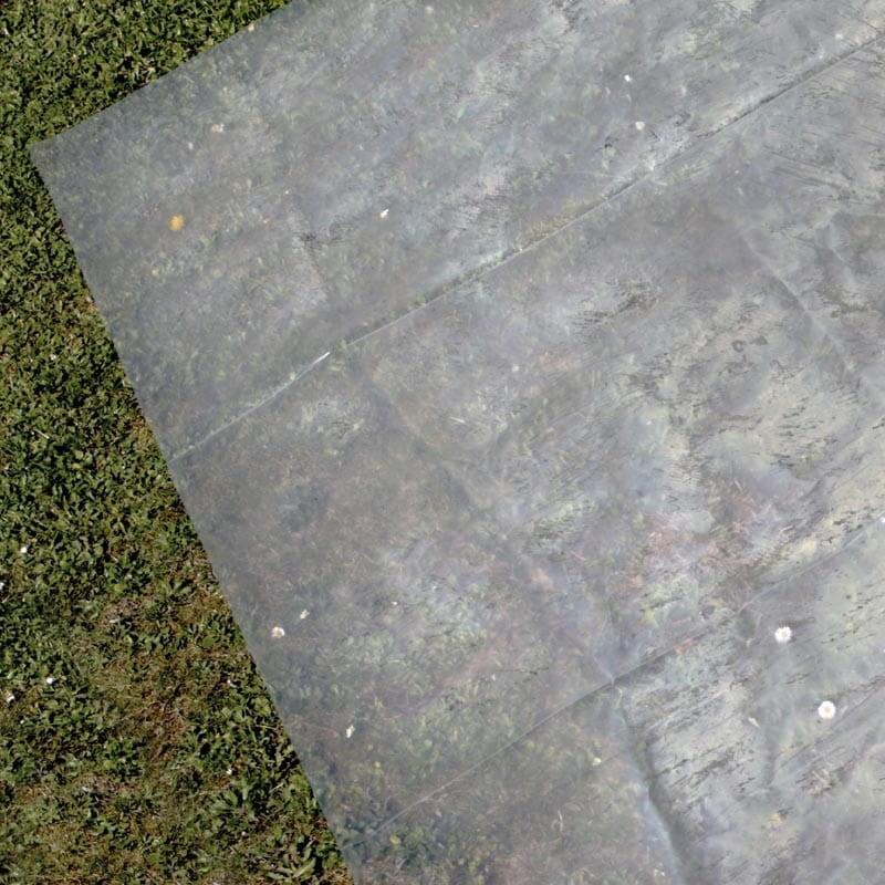 Piscina Groenlandia ovalada Tapiz de suelo