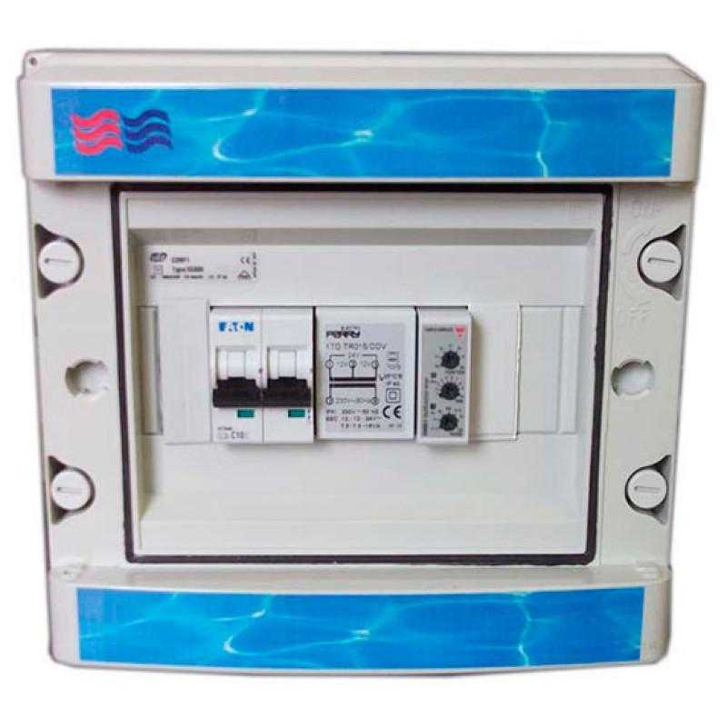 Cuadro eléctrico para piezo eléctrico PPSTM