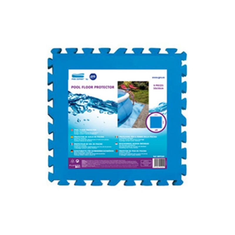 Protector de suelo para piscina gre outlet piscinas - Protector de suelo para sillas ...